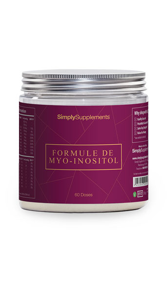 Formule de Myo-Inositol