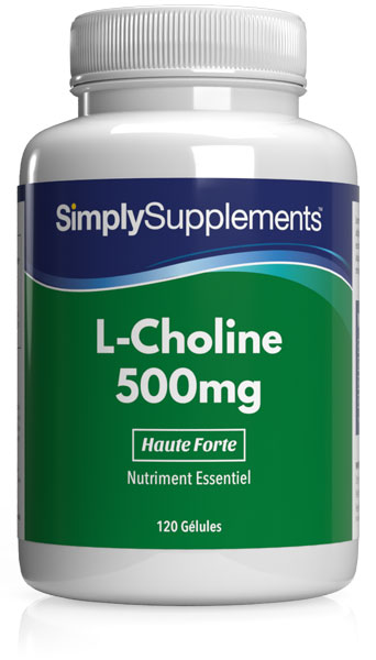 L-Choline 500mg