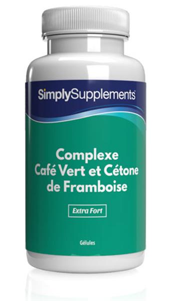 Complexe Café Vert et Cétone de Framboise