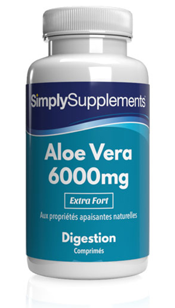 Aloe Vera 6000mg