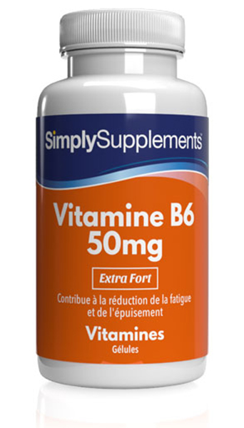 Vitamine B6 50mg