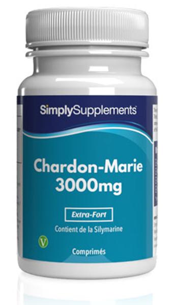 Chardon-Marie 3000mg