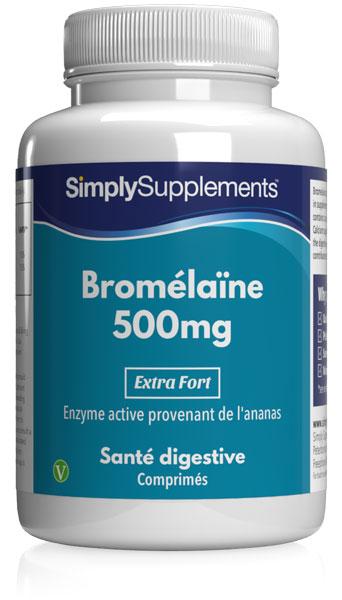 Bromélaïne 500mg