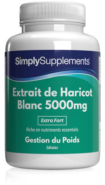 Extrait de Haricot Blanc