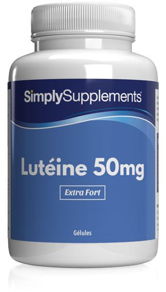 Lutéine 50mg