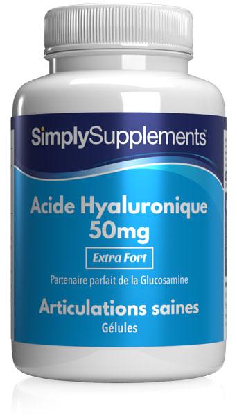 Acide Hyaluronique 50mg