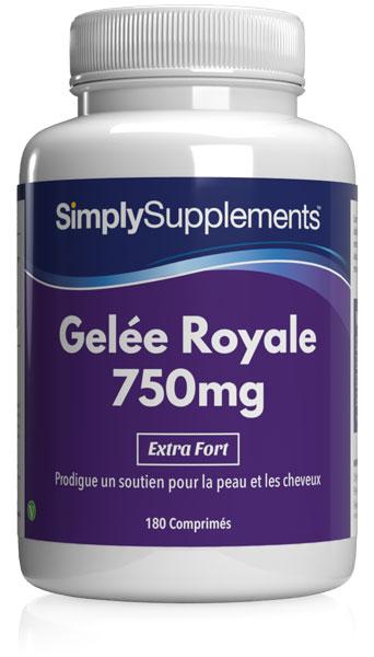 Gelée Royale 750mg