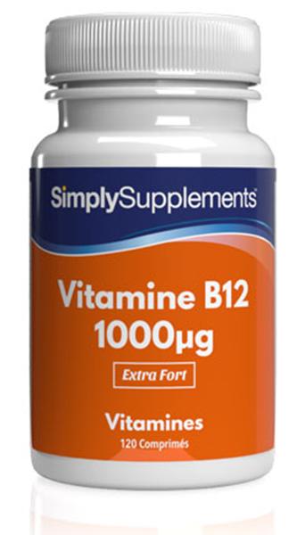 Vitamine B12 1000µg
