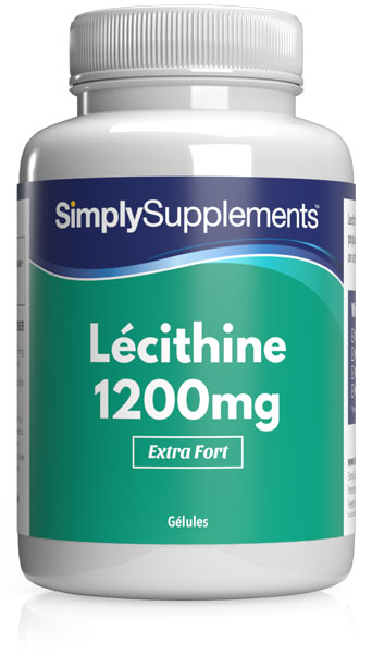 Lécithine 1200mg