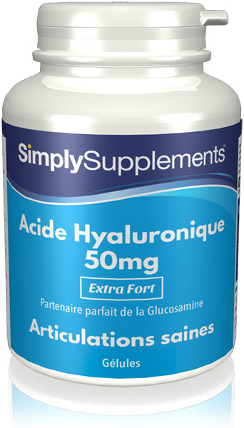 Acide Hyaluronique 50mg