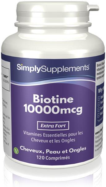 Biotine 10000mcg