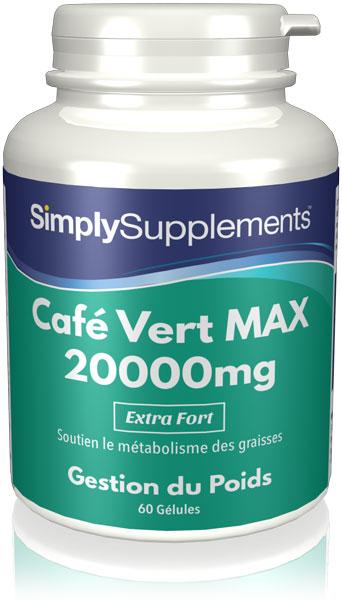 Café Vert MAX 20000mg
