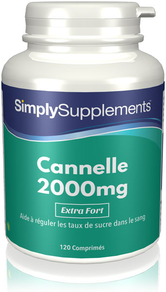 Cannelle 2000mg