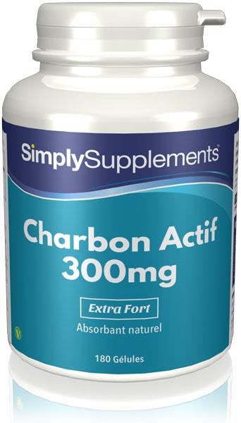 Charbon Actif 300mg