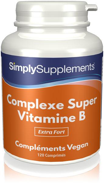 Complexe Super Vitamine B