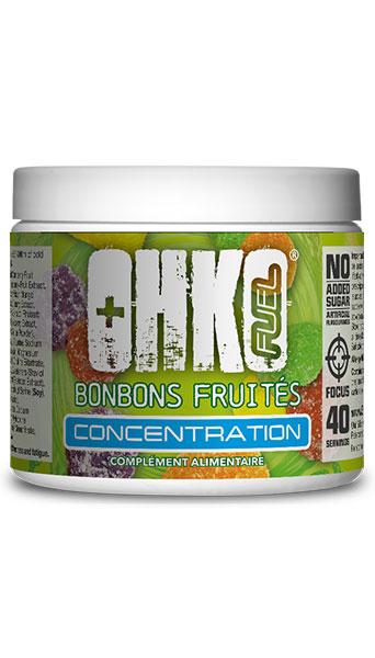 OHKO FUEL Concentration