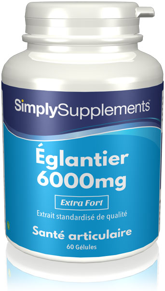 Eglantier 6000mg puissance maximum