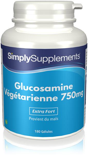Glucosamine 750mg Végétarienne