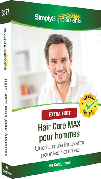 Hair Care MAX pour hommes