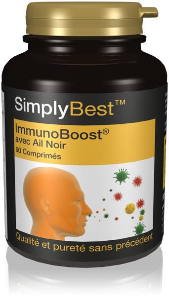 Immunoboost avec Ail Noir