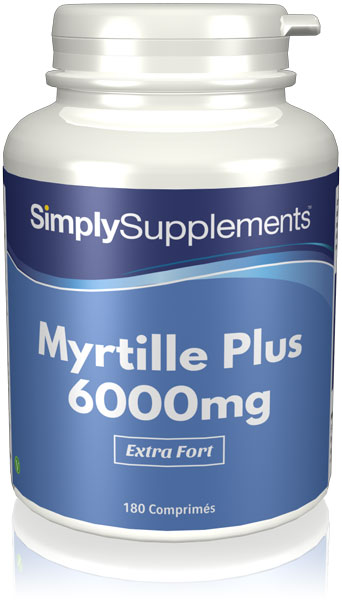 Myrtille Plus 6000mg