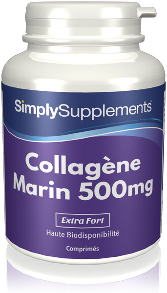 Collagène marin 500mg