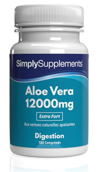 Aloe Vera 12,000mg