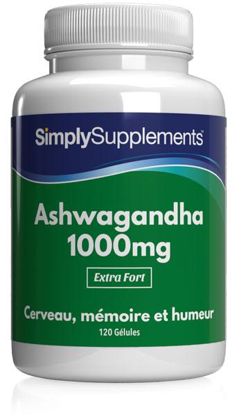 Ashwagandha 1000mg
