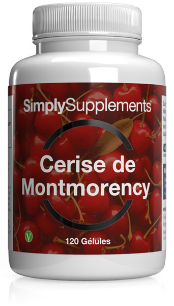 Cerise de Montmorency 450mg
