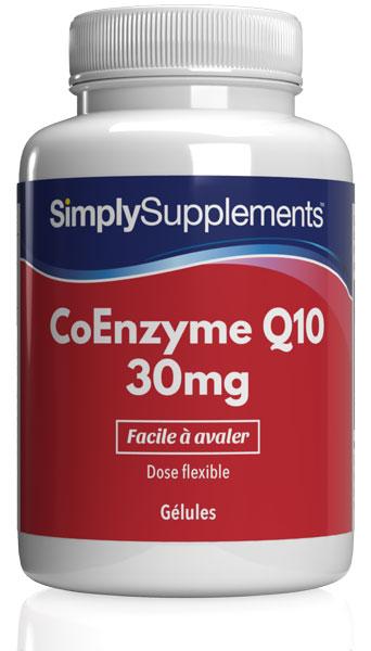 CoEnzyme Q10 30mg