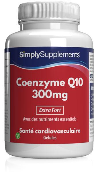 Coenzyme Q10 300mg