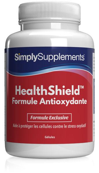 HealthShield Formule Antioxydante