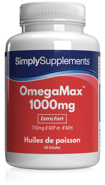 OmégaMax 1000mg