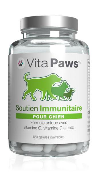 Soutien Immunitaire Pour chien