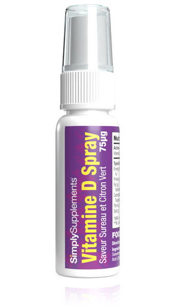 Vitamine D 3000iu en Spray