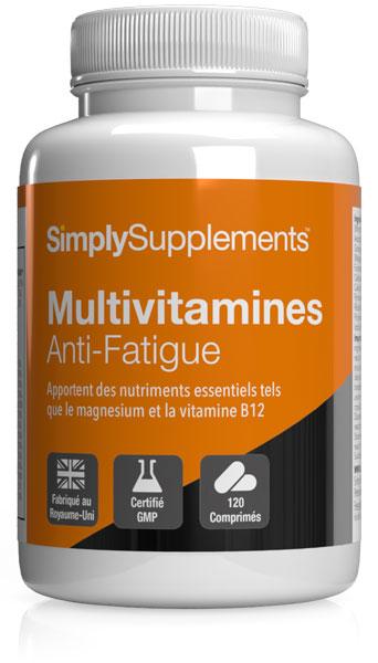 Multivitamines Anti-Fatigue