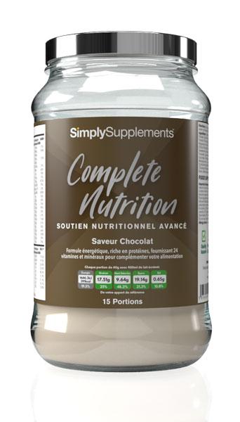 Nutrition Complète