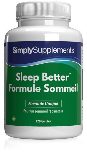 SleepBetter™ - Formule Sommeil