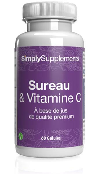 Sureau et Vitamine C