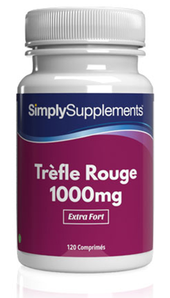 Trèfle Rouge 1000mg