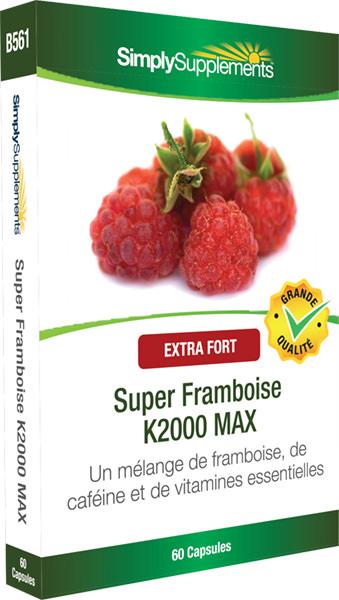 Super Framboise K2000 MAX