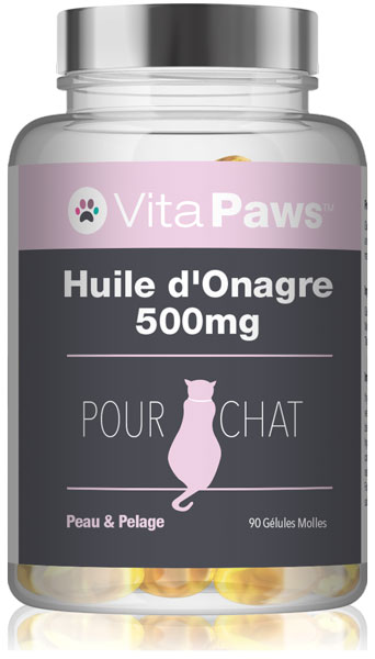 vitapaws/complements-pour-chat/huile-donagre-500mg-pour-chat