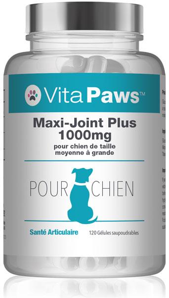 vitapaws/complements-pour-chien/maxi-joint-plus-1000mg-pour-chien