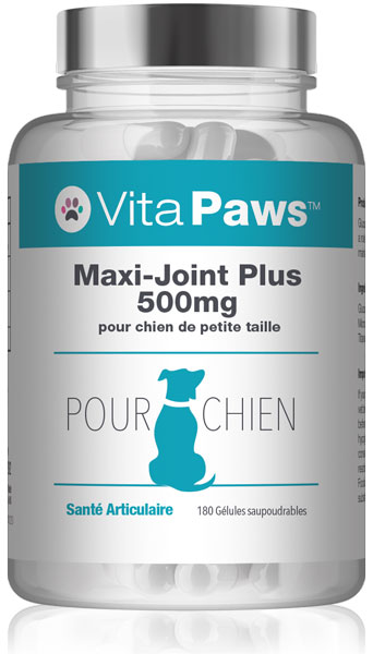 Maxi-Joint Plus 500mg pour chien de petite taille