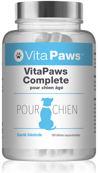 VitaPaws™ Complete pour Chiens Agés